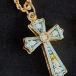 わが家の十字架です